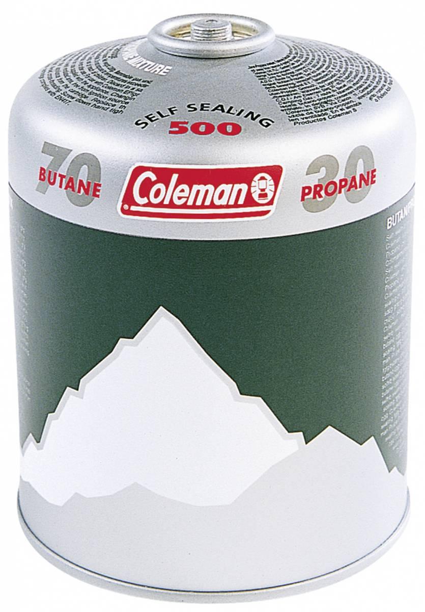 3-PAKK COLEMAN C500 GASS